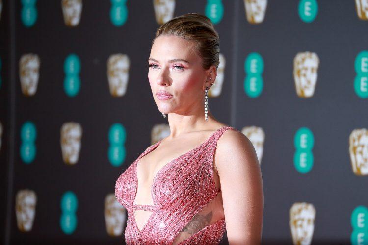 Scarlett Johansson and Disney Team Up For New 'Tower of Terror'