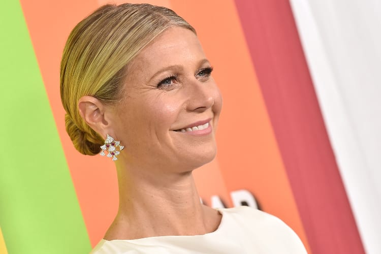 Gwyneth Paltrow Makeup Free Interview