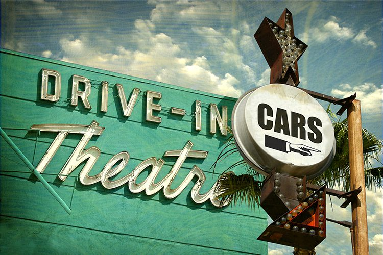 The Return of the Drive-In Theater